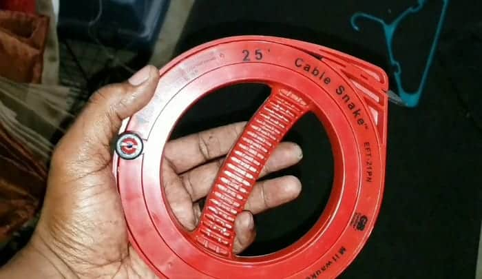 non-conductive-fish-tape