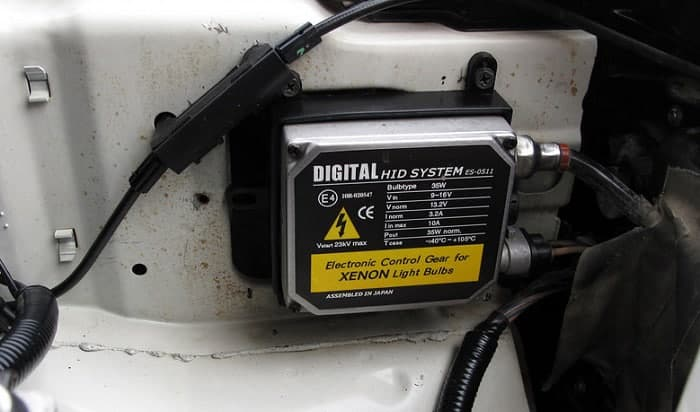 How to Test HID Ballast
