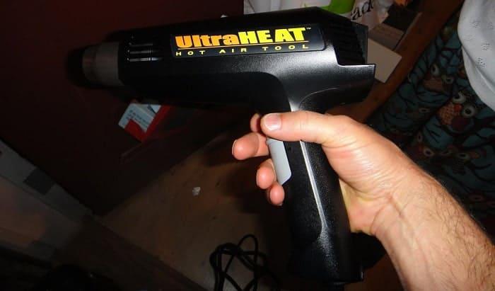 best heat gun for shrink tubing