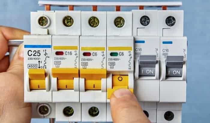 what is the purpose of a circuit breaker